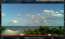 Webcam Schweriner Innensee